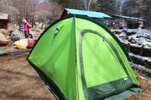 私のテント