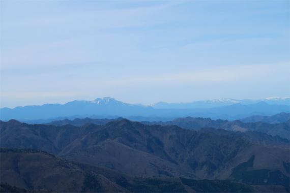 浅間山方面