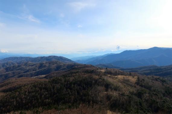 笠取山周辺がお気に入り