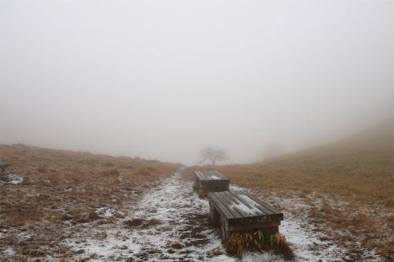 雁峠からの景色