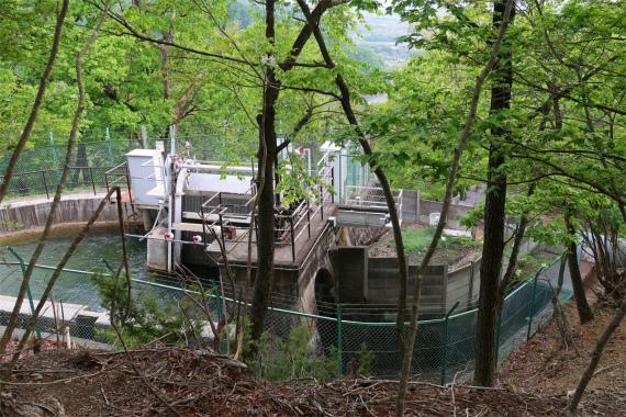 揚水発電の設備n