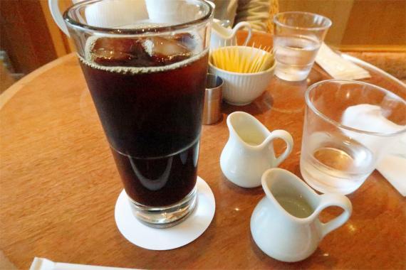 HARBS(ハーブス)で頼んだコーヒー