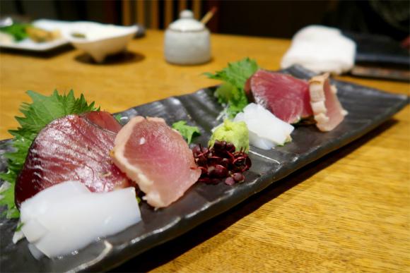 響新宿お刺身料理