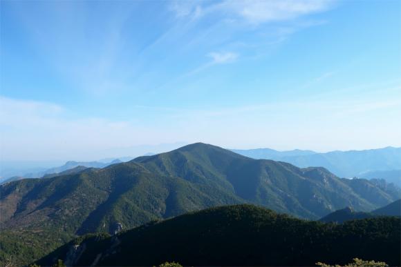 奥秩父の名峰小川山