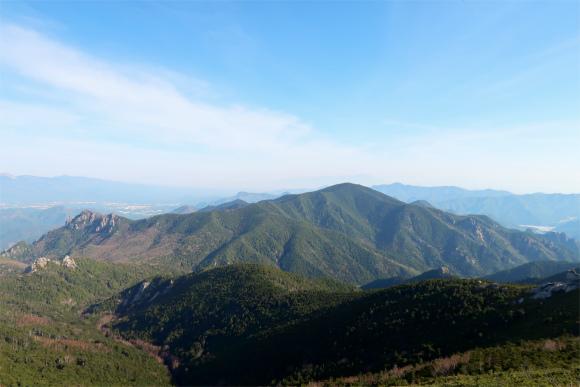 小川山の景色が本当に素晴らしい