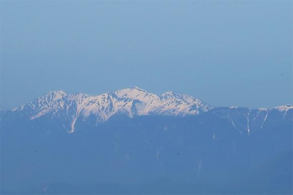 聖岳赤石岳