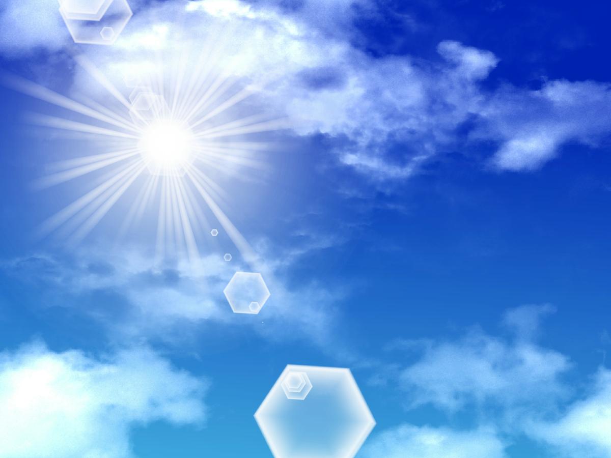 太陽日焼け紫外線UVダメージ