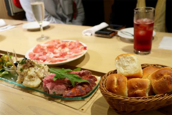 オフ会スペイン料理