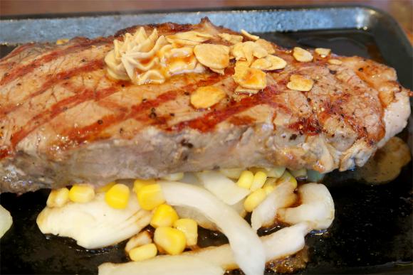 いきなりステーキのステーキソース