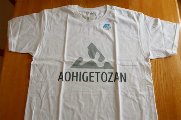 AOHIGETOZANTシャツ