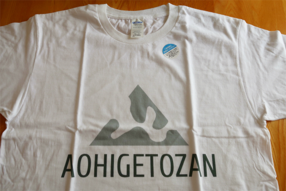 Tシャツブログのロゴ印刷