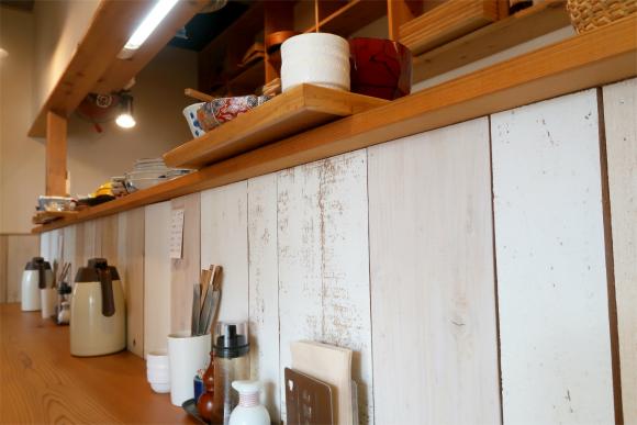 山田食堂の店内の様子