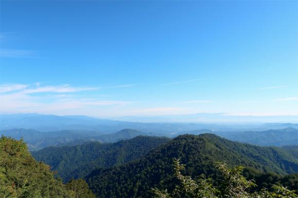 地蔵岳周辺景色