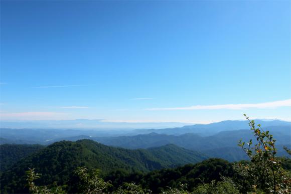 地蔵岳付近でお山がモリモリ
