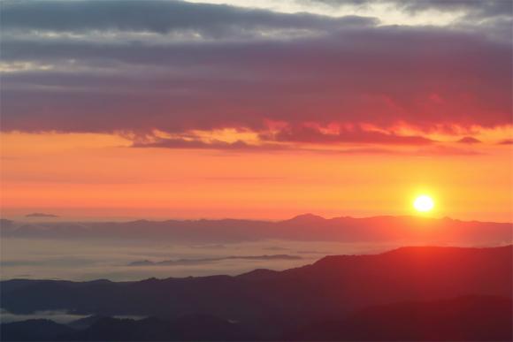飯豊山登山も絶好調な景色