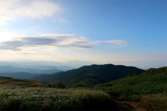 種蒔山の景色