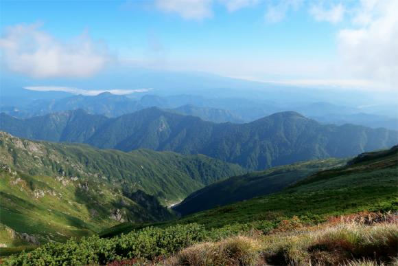大高地山・がき山・鍋倉山