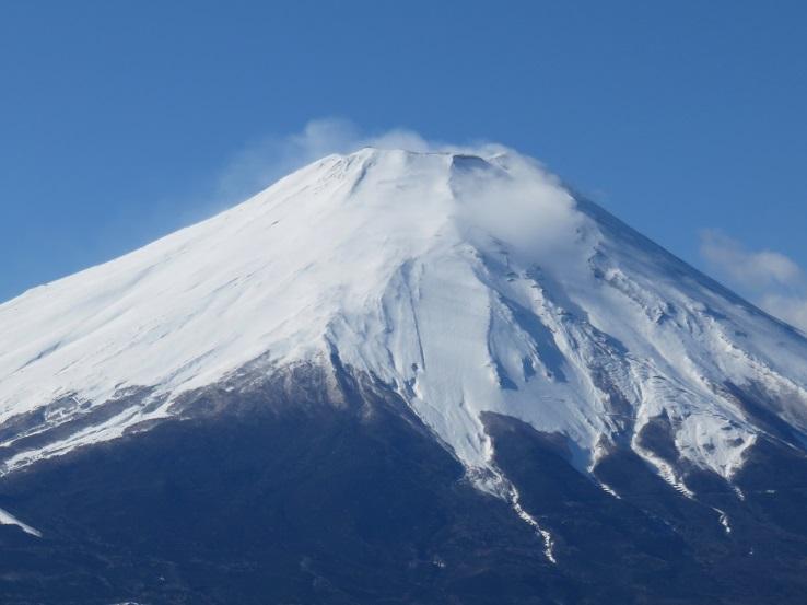 富士山が綺麗に見えるスポット