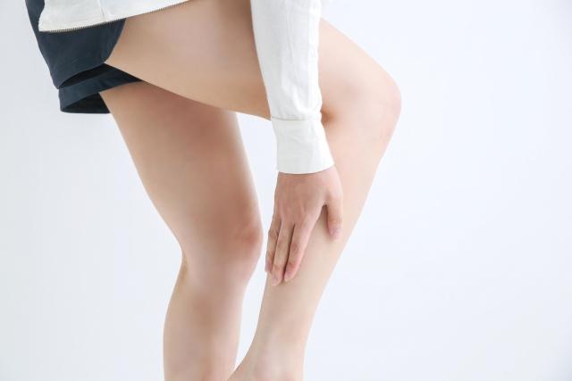 登山のトレーニング・体力づくりで脚力強化の女性