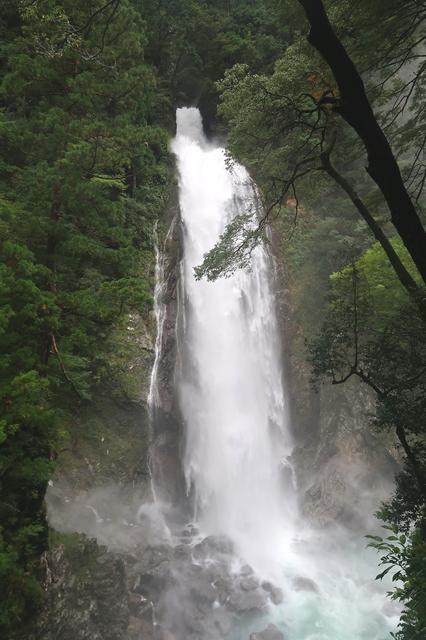 ニコニコ滝千尋滝とは違った魅力