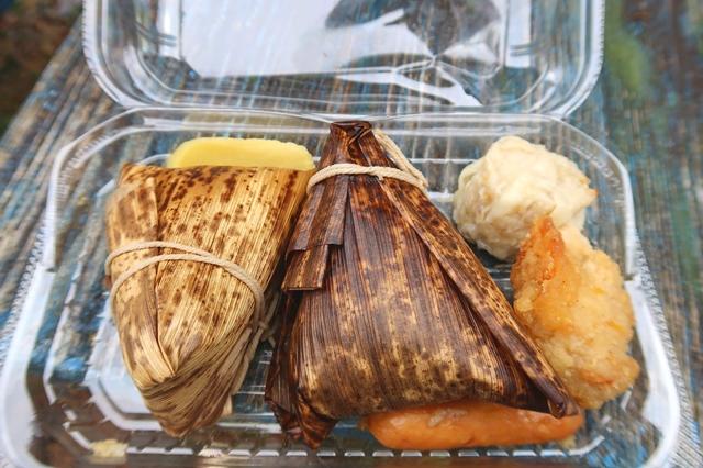 桃ノ木山の家のお弁当