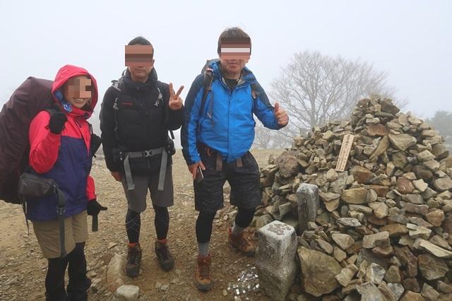 登山オフ会参加者