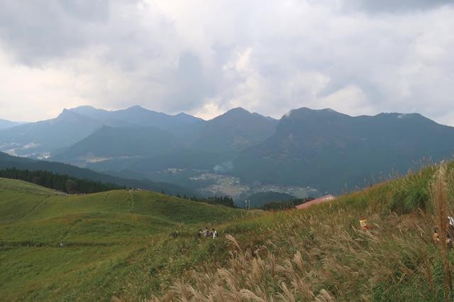 国見山に兜岳・鎧岳