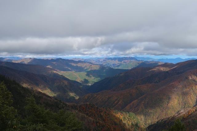 飛龍山周辺景色