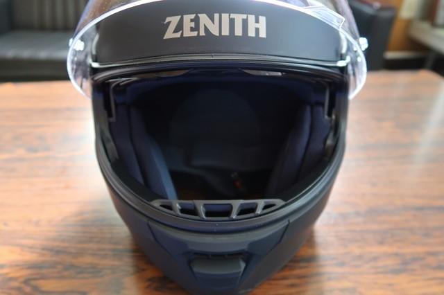 ZENITHバイク用ヘルメットフルフェイス