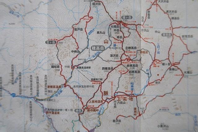 北アルプス(穂高岳・槍ヶ岳・涸沢周辺)主要登山道携帯電話の通話エリア