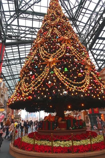 豪華クリスマスツリー