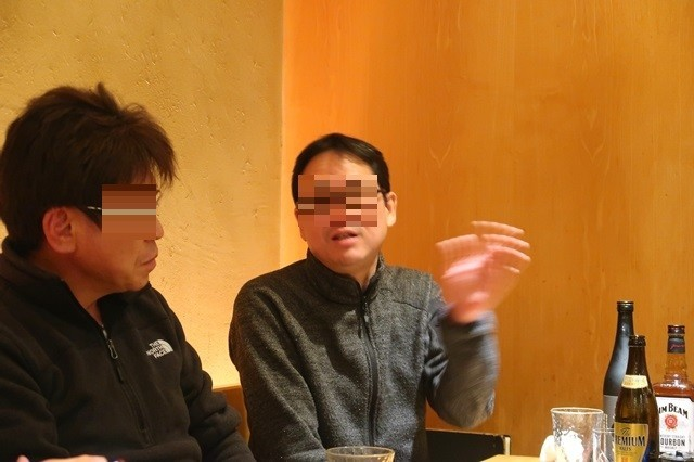 ブログ忘年会参加者