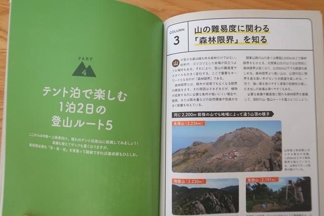 テント泊を楽しむヤマレコ登山ルート内容