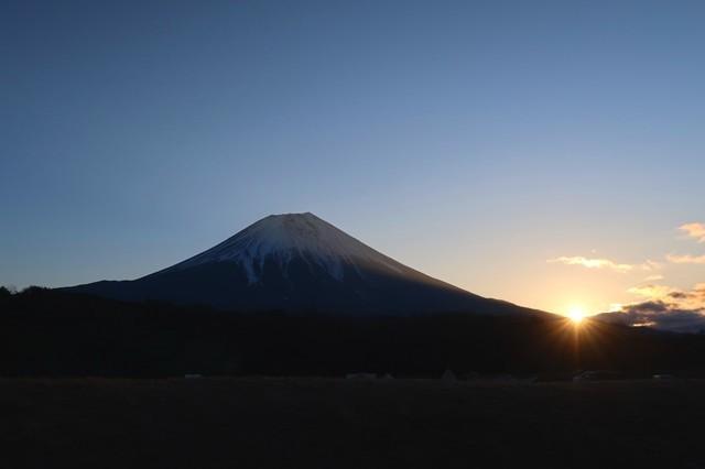 富士山日本一景色