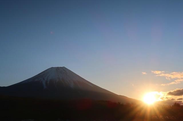 朝霧ジャンボリーオートキャンプ場の魅力富士山の景色