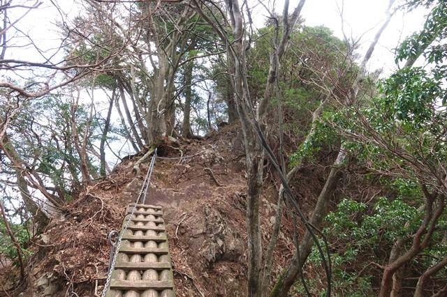 大峰山~辺室山登山コース