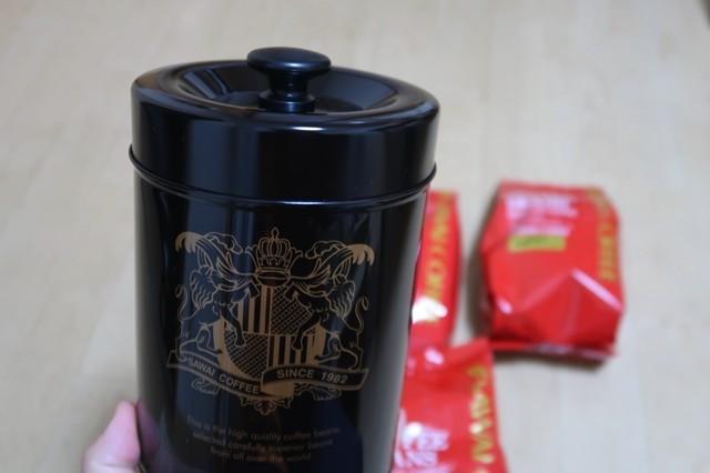 コーヒー豆保存缶福袋