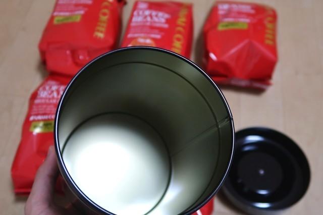 保存缶の容量