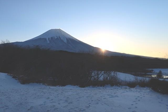 富士五湖キャンプ場の中でも、朝霧ジャンボリーオートキャンプ場からの富士山の景色絶景