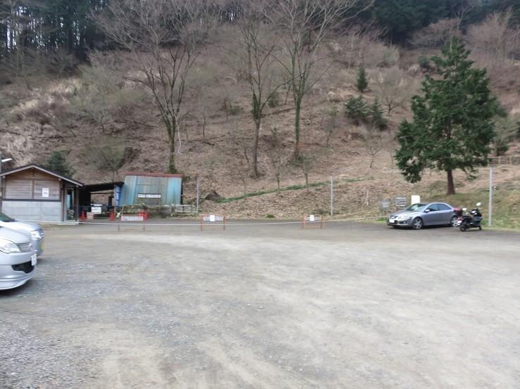 広沢寺温泉周辺無料駐車場