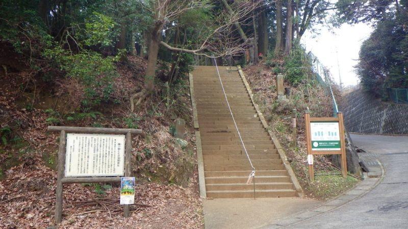 鐘ヶ岳登山口