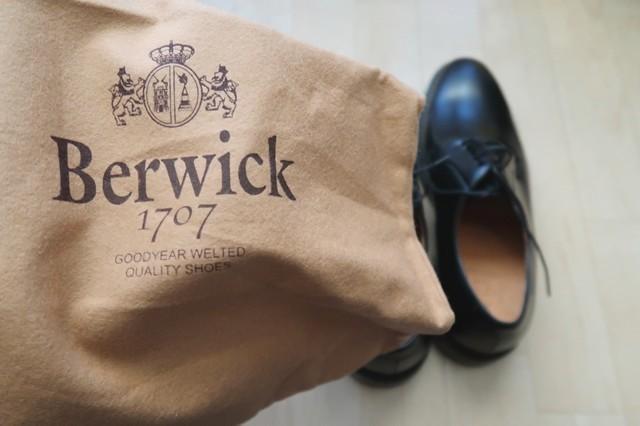 バーウィック(BERWICK)メンズ革靴スペインの靴屋さん
