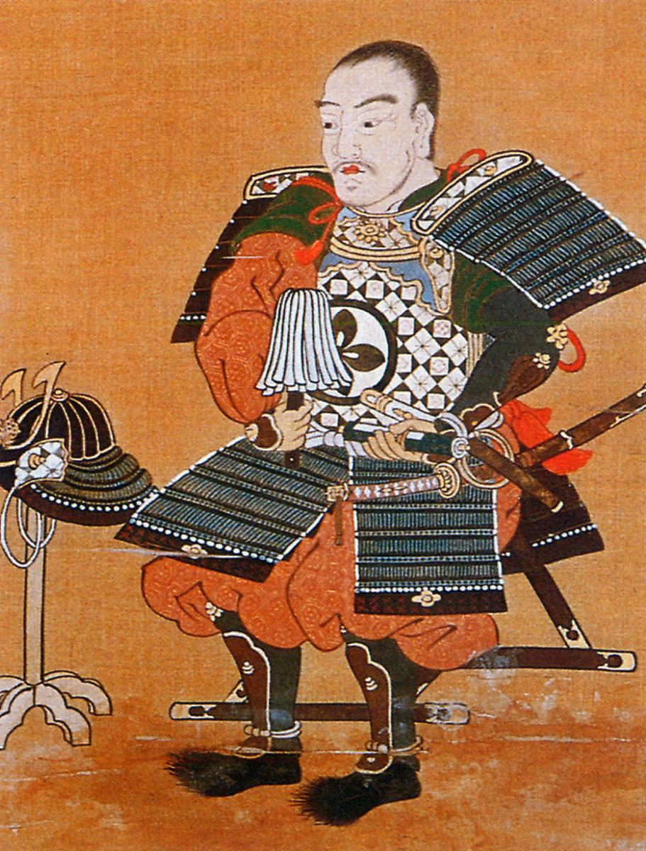 太田道灌肖像画