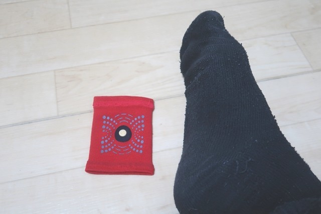 冷え性対策グッズマグネッカーDX足裏サポーターのおすすめの使い方