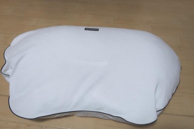 コラントッテ磁気枕マグーラを使用した状態