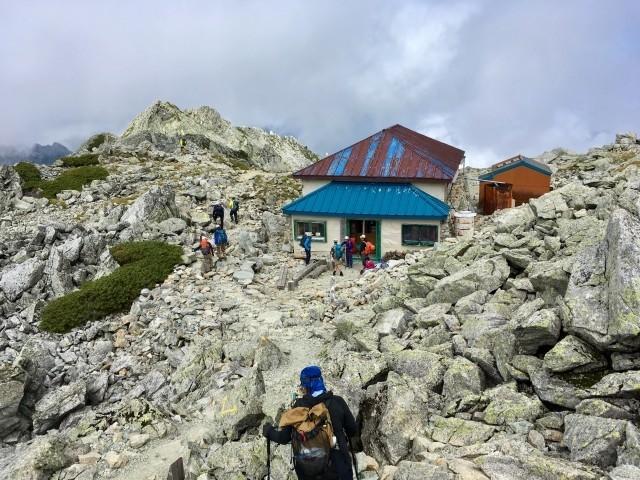 立山の山小屋