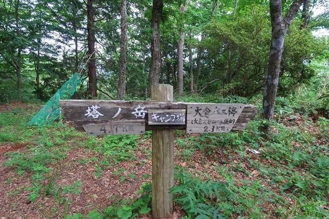 大倉高原山の家キャンプ場