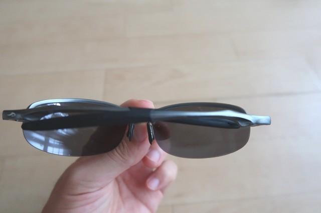 AXEのサングラスと格安サングラスと比較