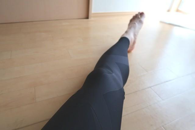ワコールタイツ足が引き締まって美脚となり下半身が疲れ難くなる
