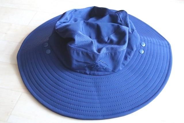 登山用帽子サファリハット